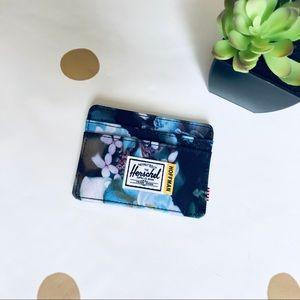 Herschel Supply Co Charlie RFID Card Holder Wallet